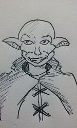 Parak, o goblin ladino