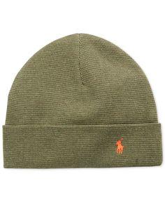 074bbdeea7a Polo Ralph Lauren Thermal Cuffed Beanie   Reviews - Hats