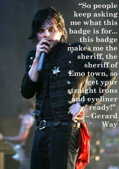 Oh Gerard