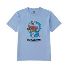 I want a Doraemon Tee so much =(((