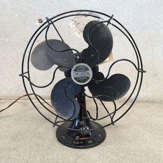 A cool Emerson Fan for hot days! www.UrbanAmericana.com