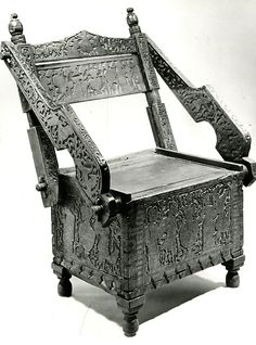 Arm Chair | North Italian | The Metropolitan Museum of Art