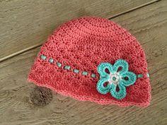 Tamigurumi: Babymutsje | Baby hat (free pattern)
