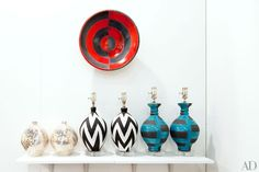 Showstopping Pieces from the Architectural Digest Home Design Show