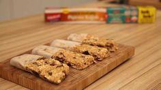 Sabah kahvaltıya vakit yoksa, leziz ve hafif bir seçenek… Hem de ara öğünler için, çocuklar için sağlıklı bir atıştırmalık.