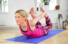 Yoga dig smal - 12 enkla övningar
