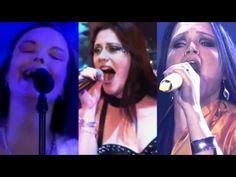 Nightwish - Dark Chest of Wonders (Anette, Floor & Tarja) - YouTube