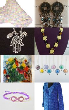 Good Luck All – Health and Wealth by Roee on Etsy--Pinned with TreasuryPin.com