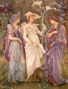 Walter Crane, Signs of Spring