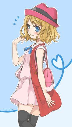 #PokemonXY #KalosQueen