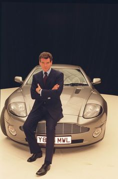 Die Another Day - V12 Vanquish. Learn more at http://www.astonmartin.com/007 #AstonMartin #JamesBond #007