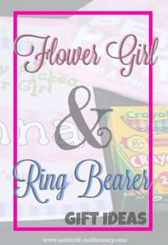 Top 10 Ring Bearer Gift Ideas Ring bearer Ring and Gift