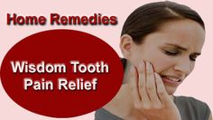 Wisdom tooth usually appears between the ages of 17 to 25 years. These teeth are last to come in when these types of teeth come in the mouth they bring swelling and a lot of pain in the gums. So, here are some home remedies for wisdom tooth pain.