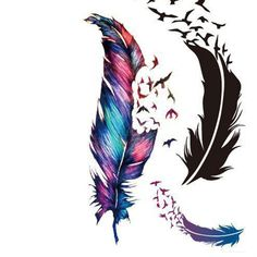 Feather Tattoos Stickers Trendy Waterproof Small Fashion Fresh Goose Feather Temporary Tattoos Stickers For Body Art Sleeve Arm #>=#>=#>=#>=#> Click on the pin to check out discount price, color, size, shipping, etc. Save and like it!