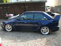 FORD ESCORT RS TURBO 1640 cc RIEGER STUNNING AND RAPID