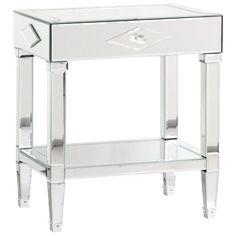Bungalow 5 Josephine 1-Drawer Side Table B5JOS11079