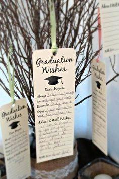 Creative Graduation Party Decoration Ideas for More Fun ★ See more: http://glaminati.com/graduation-party-decoration-ideas/