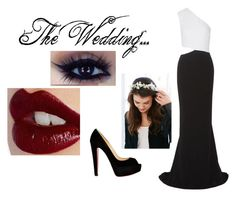 """The Wedding..."" by devildust ❤ liked on Polyvore featuring moda, STELLA McCARTNEY, Christian Louboutin ve Charlotte Tilbury"