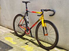 1200 Custom, Fixed Gear Bicycle, Bicycle Components, One Year Old, Cool Bicycles, Shop Usa, Cycling Outfit, Track, Racing