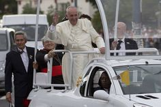 Pope Francis Arrives In Cuba With Message Of Reconciliation - BuzzFeed News