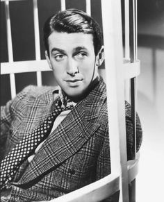 James Stewart { a class act; thanks for reminding us it's a wonderful life. }