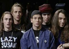 The best band in the world....pearl jam