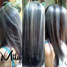 Milu Makeup and Hair