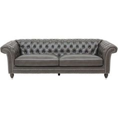 Capone Chesterfield Sofa by Emerald Home Furnishings is now available at American Furniture Warehouse. Shop our great selection and save! Furniture, Furniture Warehouse, Modern Home Furniture, Emerald Home Furnishings, Love Seat, Home Furniture, Sofa, Furniture Decor, American Furniture