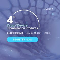 Welcome to the 4th edition of the Drug-Device Combination Products Summit, this time Online! The annual Drug-Device Combination Products brings together generic or biologic drug and medical devices to deliver treatments effectively. Widen your horizons about these still relatively new delivery systems for the healthcare market. Uk Companies, Pharma Companies, Polymer Science, Regulatory Affairs, University Of Sciences, Medical Devices, Leadership Roles, Robot Design, Risk Management