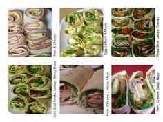 Barb's Wrap Platters