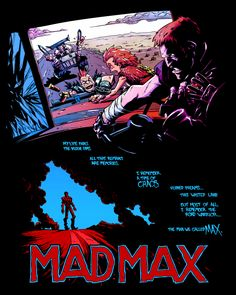 MAD MAX by BrandonPalas.deviantart.com on @DeviantArt