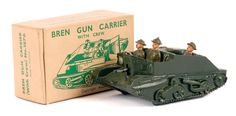 BRITAINS  bren gun carrier
