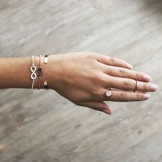 Lovely styling inspiration by THOMAS SABO.