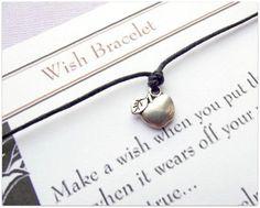 APPLEWish braceletSilver charm braceletMake by LaBottegaDiViviana, €2.30