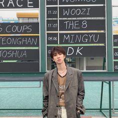 Woozi, Jeonghan, Wonwoo, Seungkwan, Seventeen Minghao, Seventeen Scoups, Dino Seventeen, Seventeen Debut, Vernon