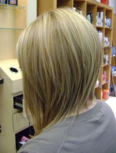 Inverted Bob Haircuts For Back