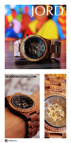Shop our collection of wood watches for men. JORD is a premium designer of hand-crafted wood watches for him. Man Watches, Cool Watches, Wedding Attendant Gifts, Wooden Watches For Men, Outfit Grid, Jaba, Groomsman Gifts, Adulting, Wood Watch