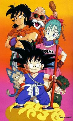 Dragon Ball (ドラゴンボール Doragon Bōru) is an adaptation of the first portion of Akira Toriyama's Dragon Ball manga. It is composed of 153 episodes around long and ran on Fuji TV from February 1986 to April The series average rating was with its maximum being Manga Anime, Anime Art, Akira, Dragon Ball Z, D Mark, Kid Goku, Girls Anime, Z Arts, Manga Comics