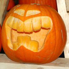 What an awesome #pumpkin!