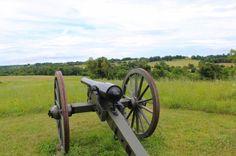 Perryville Civil War battlefield, close to Danville Ky