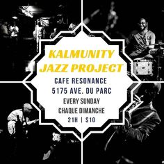 Sometimes it's #musical madness other times it's smoothed out with #vocals. U never know what we have waiting 4 u on #Sunday night!