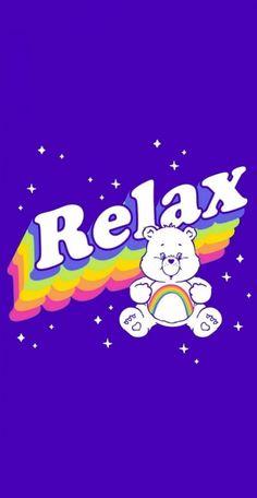 Funny Phone Wallpaper, Mood Wallpaper, Rainbow Wallpaper, Bear Wallpaper, Trendy Wallpaper, Aesthetic Pastel Wallpaper, Cute Wallpaper Backgrounds, Cute Cartoon Wallpapers, Care Bears
