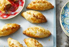 These bite-sized puffs are perfect as an entree! Try as a savoury snack…