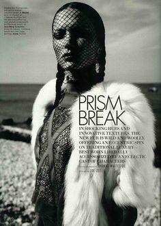 PUBLICATION    Elle - November 2012   STORY   Prism Break   FEATURE   Look 19   Fall 2012 Collection   STYLIST   Joe Zee  PHOTOGRAPHER   Thomas Whiteside