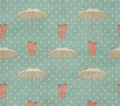 Botas y paraguas...☔