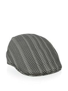 3517dd1f243e1 50% OFF Kangol Men s Jacquard 507 Cap (Twill Stripe Black)
