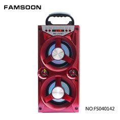 Portable Wireless Bluetooth Speakers with Handle and player Http 404, Bluetooth Speakers, Handle, Technology, Electronics, Tech, Tecnologia, Door Knob, Consumer Electronics