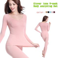 Find More Women's Sets Information about new 2015 winter tracksuit for women Seamless Body sculpting sexy thermal underwear sets Modal V neck Clover Warm Suits for home,High Quality tracksuit children,China suit shorts Suppliers, Cheap suit tracksuit from Oriental amorous feelings flagship store on Aliexpress.com