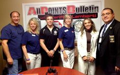 KidSafe Foundation Cofounders on Sheriff Al Lambert's Radio Show with Race Car Driver Gabby Chaves
