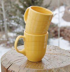 Syracuse Coffee Mugs Set of 2